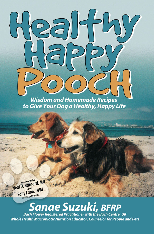 Health Happy Pooch front cover
