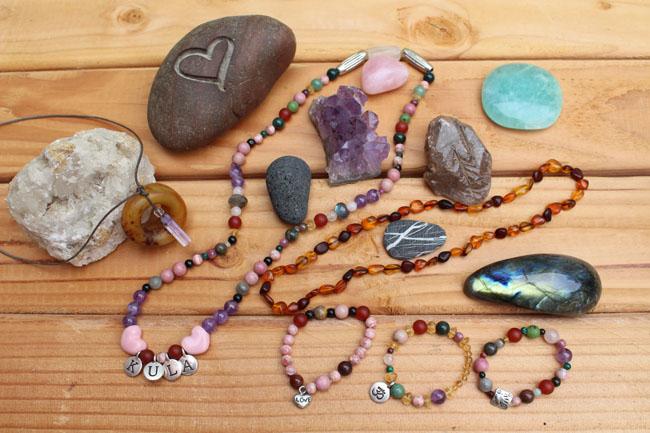 650 Healing Gemstones for Kula