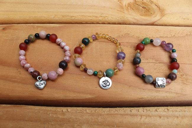 650 Healing gemstone bracelet for Kula