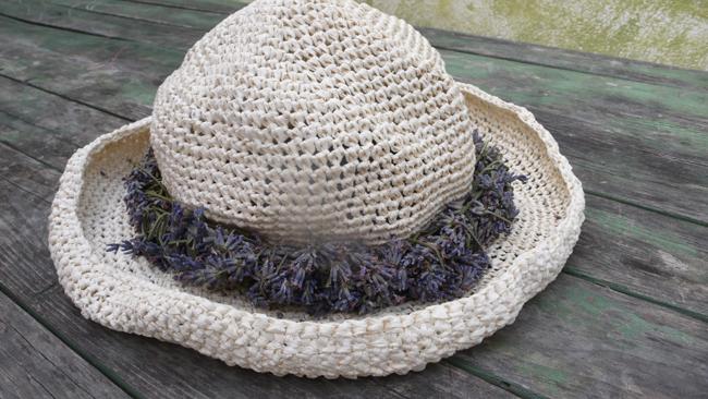 650 crochet hat