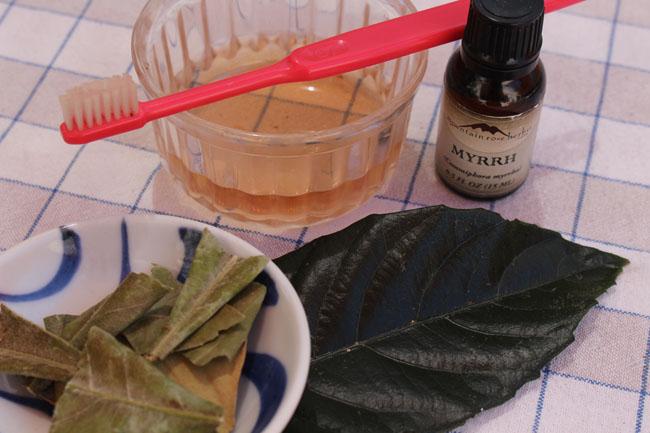 650 Gum massage oil-water