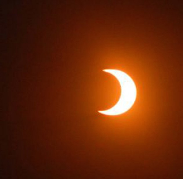 Similar to eclipse on 08-21-17 Mon