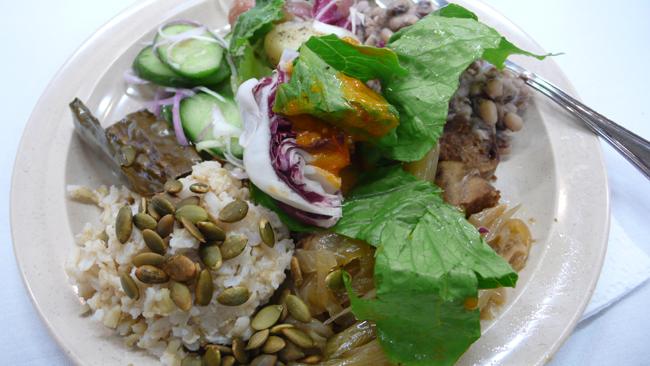 Health Classics Delicious Food by Mark Hanna