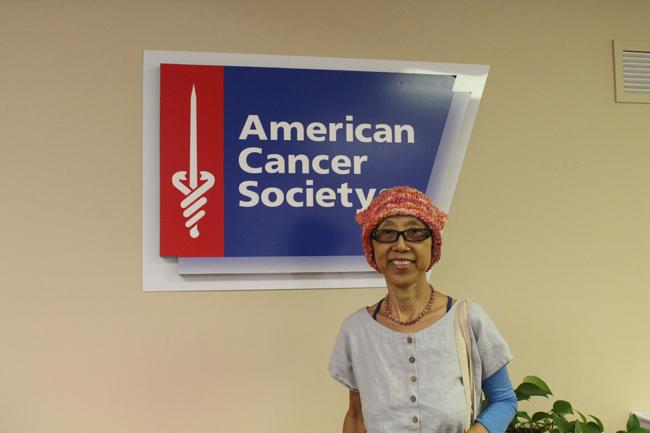 650 American Cancer Society Wig bank