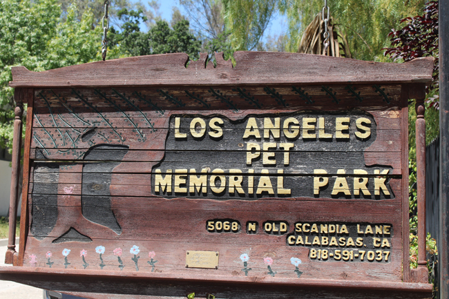 650 LA Pet Memorial Park